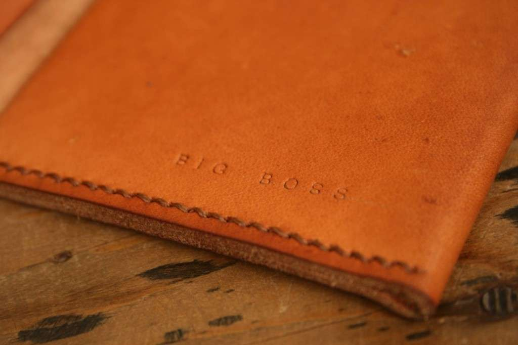 Oakwill Handmade Leather Euro Wallet